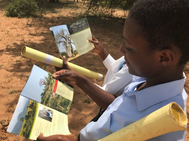 Little Big Baobab Book