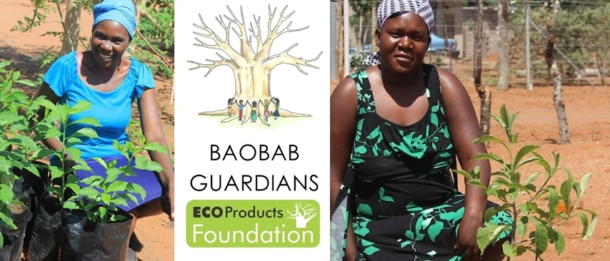 2015 Jun: EcoProducts Foundation: Baobab Guardians Programme