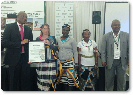EcoProducts is Awarded Bioprospecting Permit